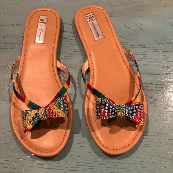 5b2d276b30f6 INC International Concepts Shoes - INC Brand bow flips
